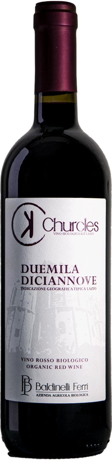 Churcles-rosso-vino-biologico-2019